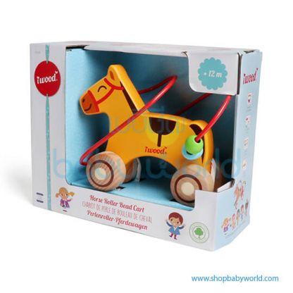iWood Horse Roller Bead Cart 12018(24)