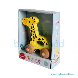 iWood Pull-Along Giraffe 13001(36)