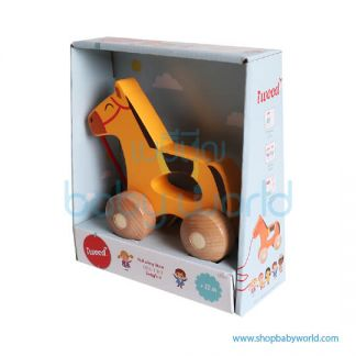 iWood Pull-Along Horse 13003(36)