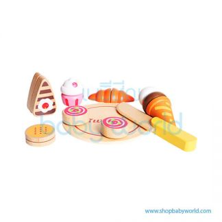 iWood Dessert Kitchen Toys 14004(32)