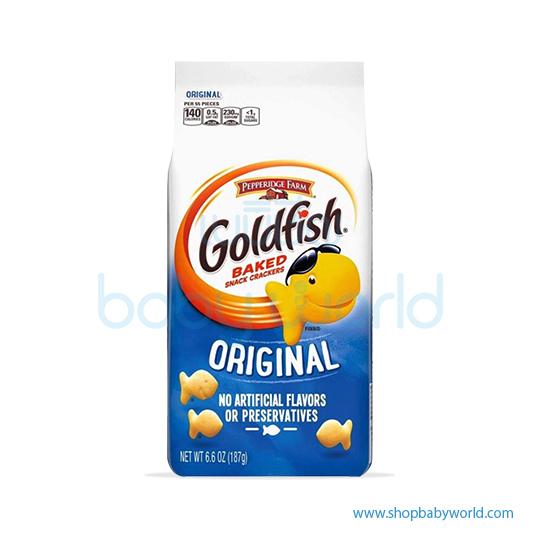 PF SALTIN BAG GOLDFISH 187G (24)