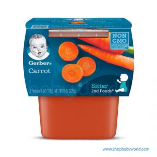 Gerber 2nd food Carrot 226g(2)