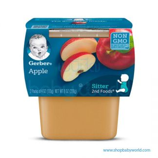 Gerber 2nd food Apple 226g(2)