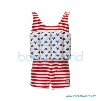 Beverly Kids Floating Swim Suit - American Dream