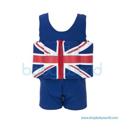 Beverly Kids Floating Swim Suit - Great Britain