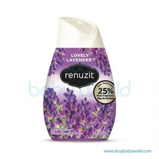 Renuzit Gel Fresh Lovely Lavender 12bot x 198g (12)