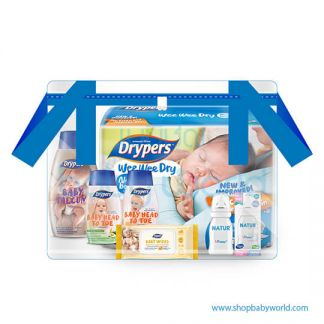 Drypers New Born Plastic Bag Set (C)(1)