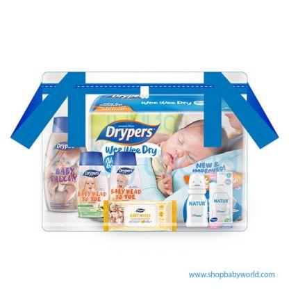 Drypers New Born Plastic Bag Set (C)(1)