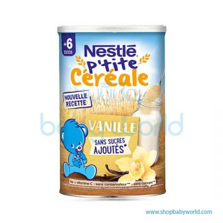 Nestle Baby Cereal 5 Cereal 6M+ 400g (12)