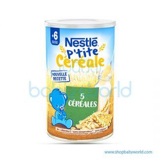 Nestle Baby Cereal Vanilla 6M+ 400g (12)