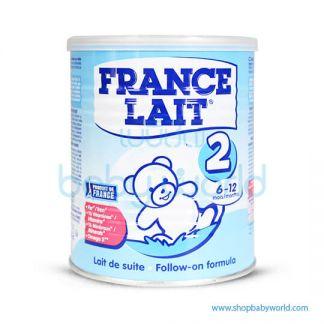 France Lait (2) 6-12M 400g (12)