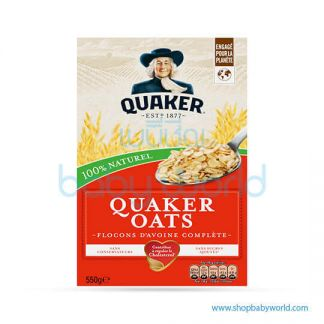 QUAKER oatmeal cereal 550G (16)