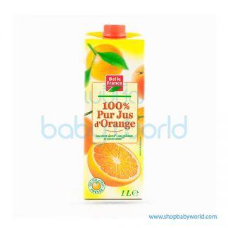 Belle France 100% Orange Juice 1L (8)