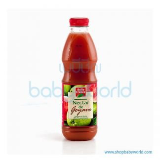 Belle France Guava Nectar Juice 1L (6)