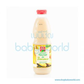 Belle France Banana Nectar Juice 1L (6)