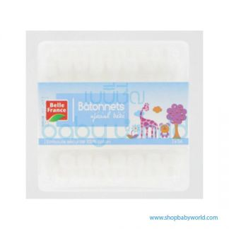 Belle France Baby Cotton Buds 80pcs (12)