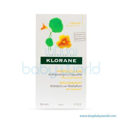 Klorane Shampoo Capucine Extract Dry Dandruff 200ml