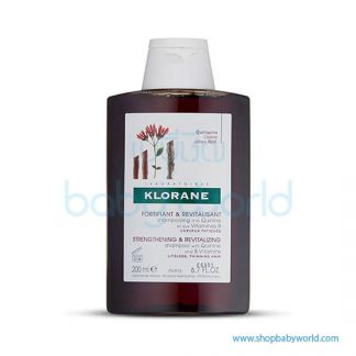 Klorane Shampoo Quinine Anti Hair Loss 400ml