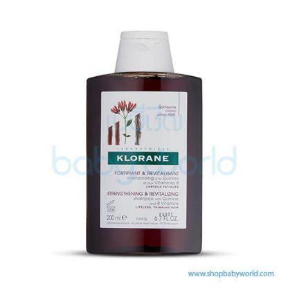 Klorane Shampoo Quinine Anti Hair Loss 400ml