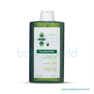 Klorane Shampoo Nettle Oily Hair 400ml