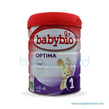 BABYBIO (1) 0-6M Optima 900g