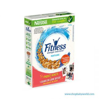 Nestle FITNESS nature cereals 450g (12)