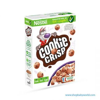 NESTLE Cookie Crisp Chocolate Cereal 375g (18)