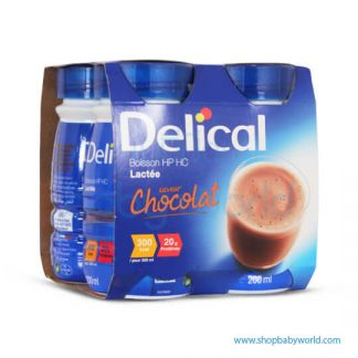 DELICAL CHOCOLATE 200ML(6)