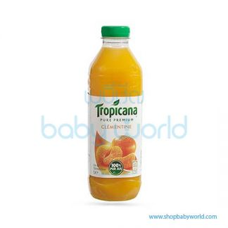 Tropicana 100% Clementine Juice (No added sugar) 1L (6)