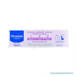 Mustela 1 2 3 VITAMIN BARRIER CREAM 100ml(1)