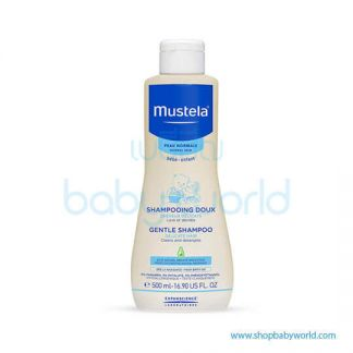 Mustela GENTLE SHAMPOO 500ml(1)