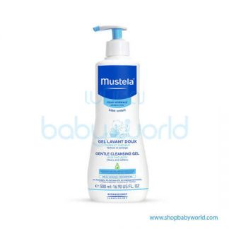 Mustela GENTLE CLEANSING GEL 500ml(1)