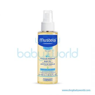 Mustela BABY OIL 100ml(1)