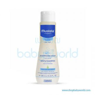 Mustela GENTLE SHAMPOO 200ml(1)