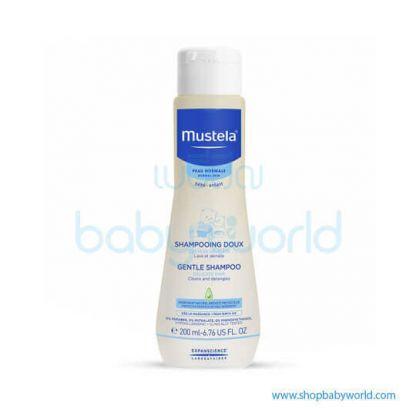 Mustela GENTLE SHAMPOO 200ml(1)