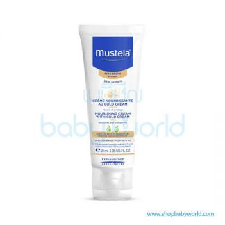 Mustela NOURISHING CREAM WITH COLD CREAM 40ml(1)