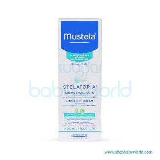 Mustela STELATOPIA EMOLLIENT CREAM 200ml(1)