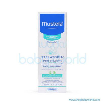 Mustela STELATOPIA EMOLLIENT CREAM 200ml(1)