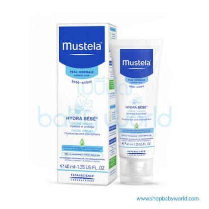 Mustela HYDRA BEBE FACIALCREAM 40ml(1)
