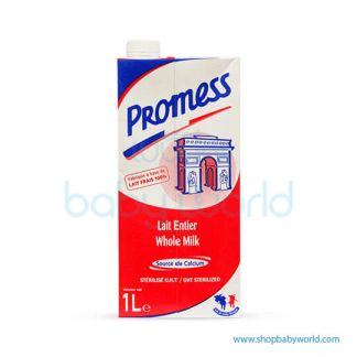 Promess Whole Milk 1L (6) (UC)