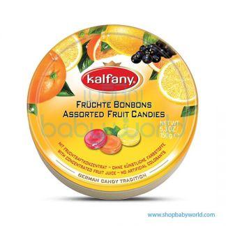 Kalfany Assorted Fruit Candies 150g (10)