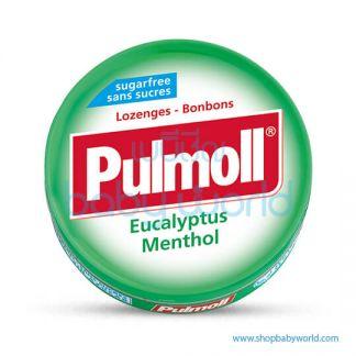 Pulmoll Euca-Menthol Sugar Free 45g(10)