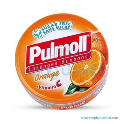 Pulmoll Orange Sugar Free 45g(10)