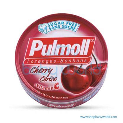 Pulmoll Cherry Sugar Free 45g