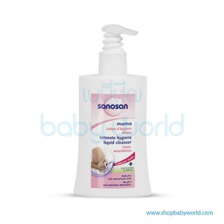 Sanosan Mama Intimate Hygeine Liquid Cleanser 200ml (6)