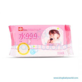 LEC Hand&Mouth Wipes 80's(36)