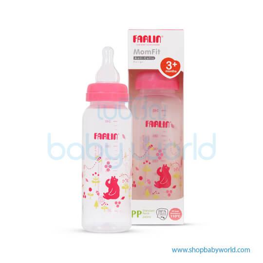 Farlin PP Feeding Bottle 240ml(1)