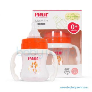 Farlin PP Feeding Bottle 150ml With Handle(1)