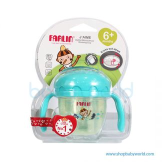 Farlin Learner cup GULU GULU Straw 120ml(1)