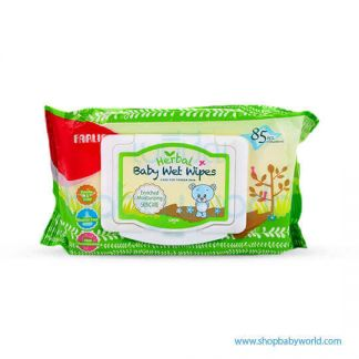 Farlin Wet Wipes Herbal 85pcs(1)